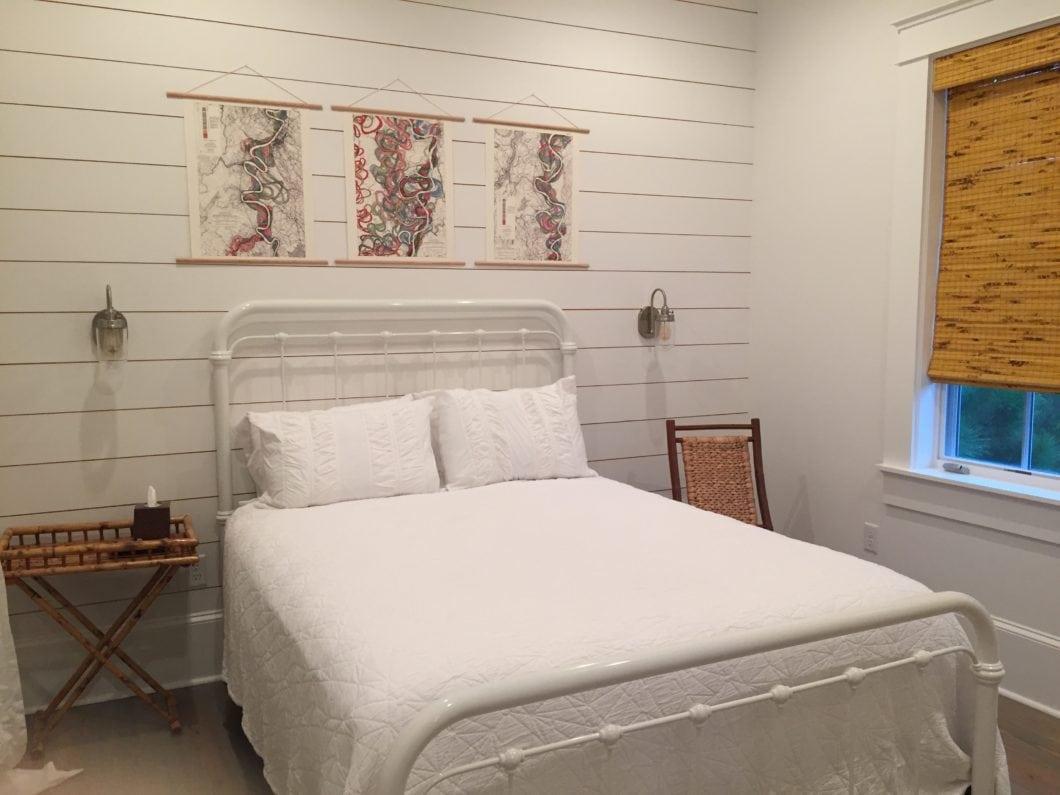 The Memphis bedroom