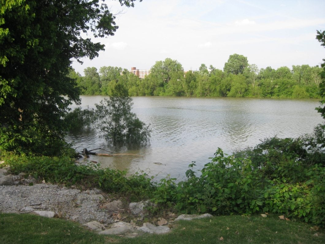 Wolf River Harbor, setting of the Harboring Evil mystery